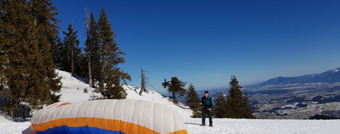 2 Alpspitzflieger auf der Suche