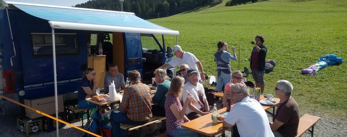 Herbstfest der Alpspitzflieger